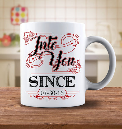Drinkware - Into You Personalized Mug