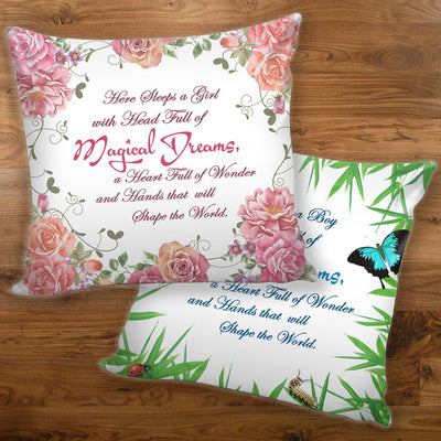 Pillows - Magical Dreams Pillow Case