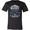 T-shirt - 2017 The Year I Marry The Most Amazing Woman On Earth Shirt