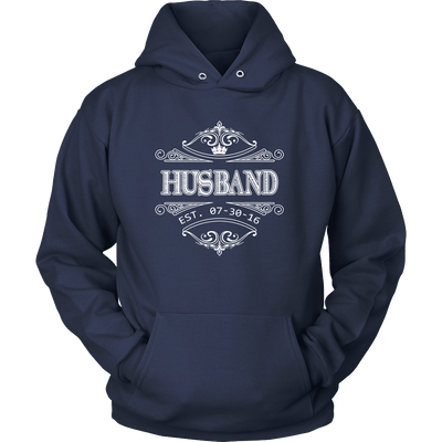 T-shirt - Husband Personalized Shirt
