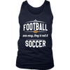T-shirt - If Football Was Easy Shirt