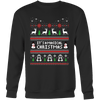 T-shirt - It's A Magical Christmas Ugly Sweater