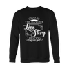 T-shirt - Love Story Personalized Mens Shirt