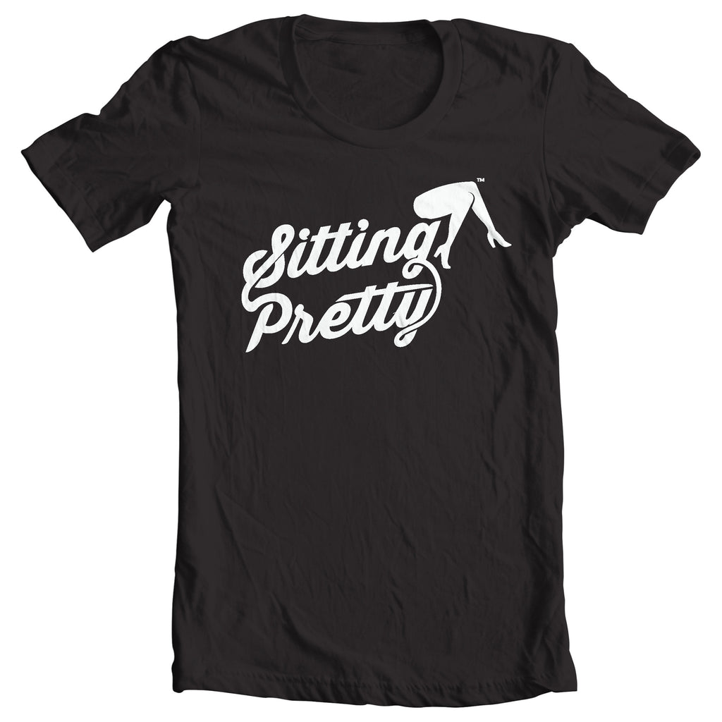 "Official ""Sitting Pretty"" Unisex Tee"