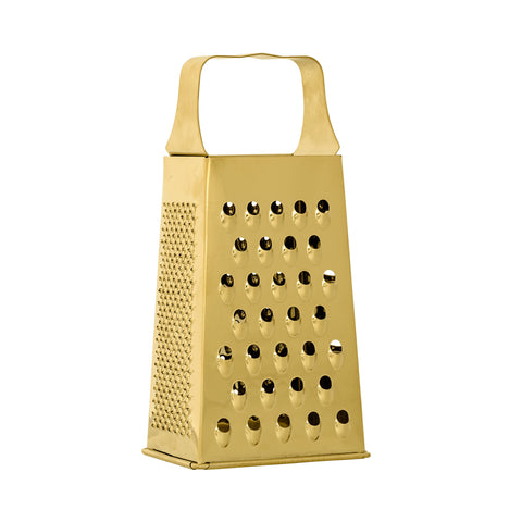 GOLD GRATER