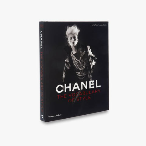 CHANEL BOOK - THE VOCABULARY OF STYLE