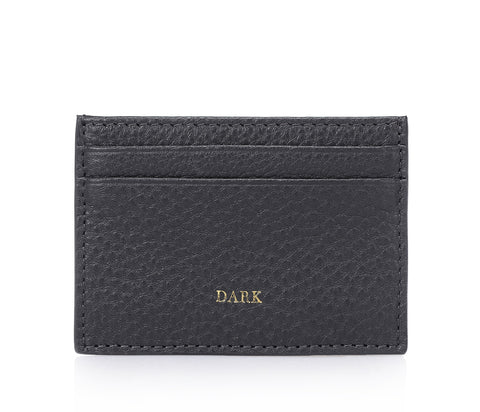 CARD HOLDER DARK GREY