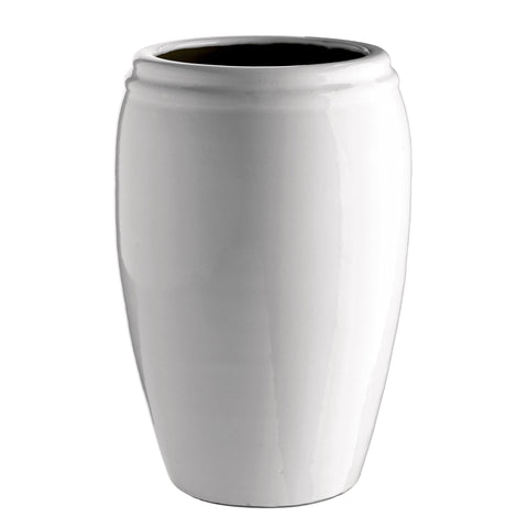 CERAMIC JAR XL WHITE