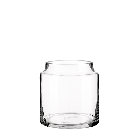 GLASS JAR LOW
