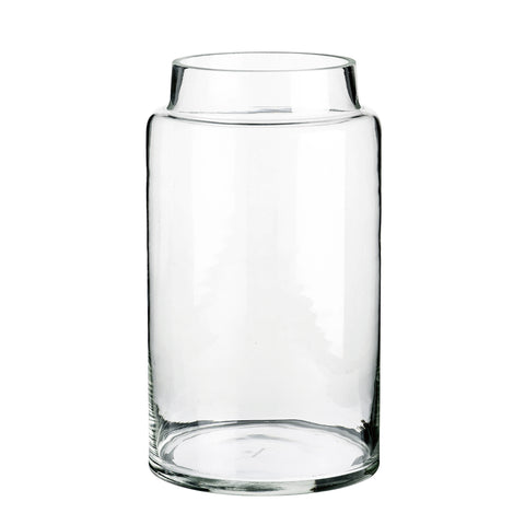 GLASS JAR M