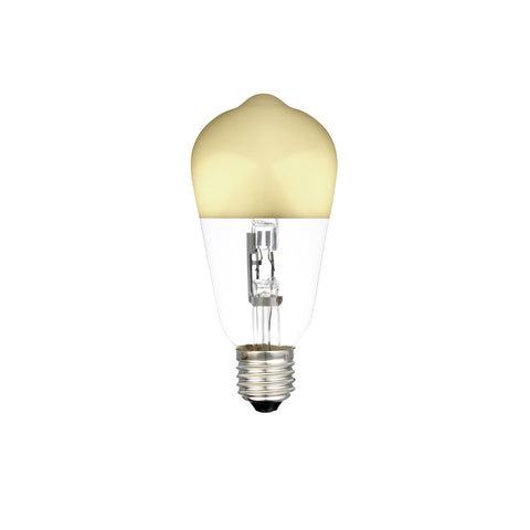 HALOGEN BULB OVAL