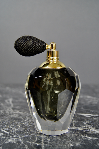 BOUDOIR PERFUME BOTTLE GREY