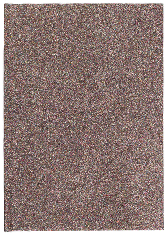 GLITTER NOTEBOOK MULTI-COLOR M