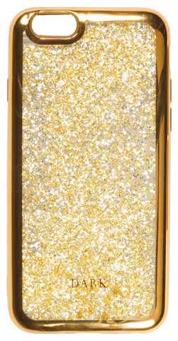 IPHONE COVER GOLDEN MIX W/GOLD EDGE