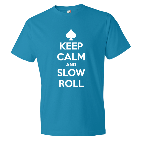 Short sleeve t-shirt Slow Roll
