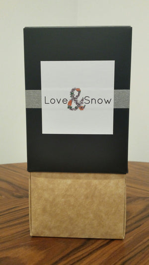 Love & Snow Gift Box