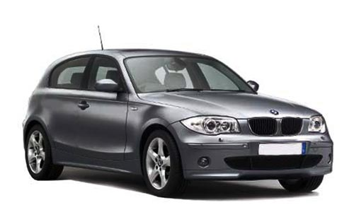 BMW 1 Series (3 Door) 2007-2012