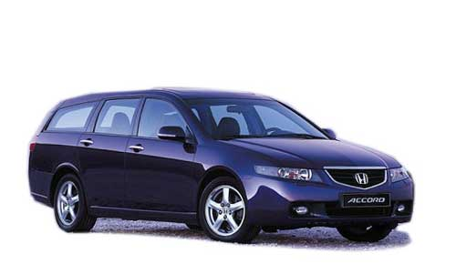 Honda Accord Estate 2003-2008