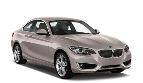 BMW 2 Series Coupe 2014/-