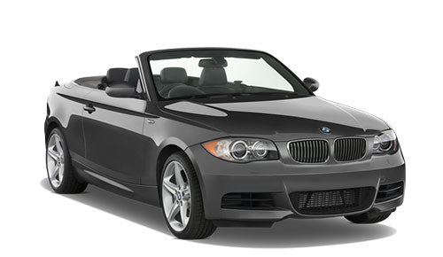 BMW 1 Series Cabriolet 2008-2013