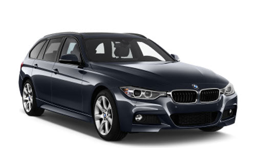 BMW 3 Series Estate 2012/-