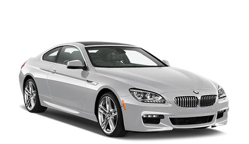 BMW 6 Series Coupe 2011/-