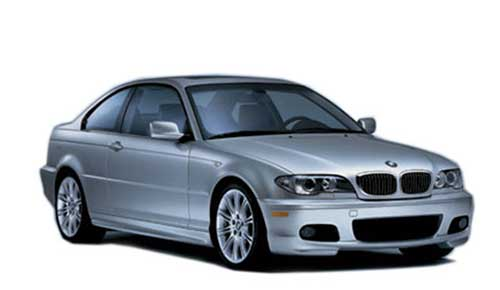 BMW 3 Series Coupe 1999-2006