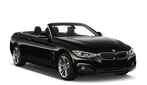 BMW 4 Series Cabriolet 2014/-