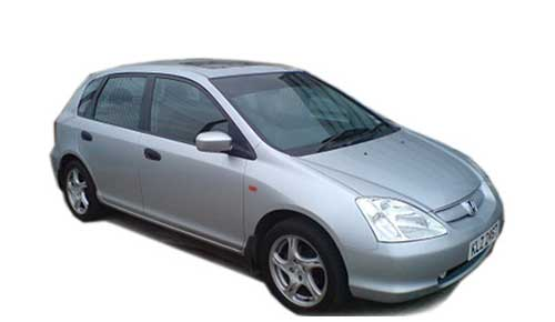 Honda Civic (5 Door) 2001-2006