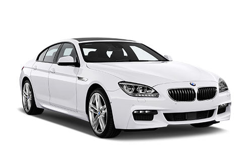 BMW 6 Series Gran Coupe 2012/-