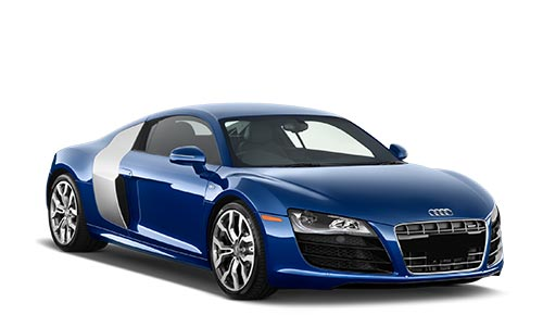 Audi R8 Coupe 2007-2015