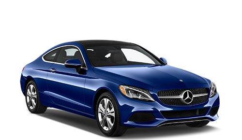 Mercedes Benz C Class Coupe 2016/-