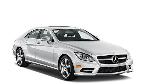 Mercedes Benz CLS Class Coupe 2011/-