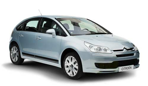 Citroen C4 Hatch 2004-2011