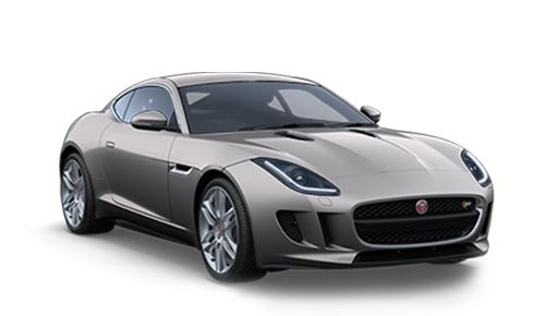 Jaguar F Type Coupe 2014/-