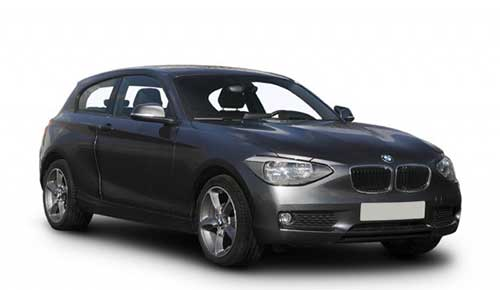 BMW 1 Series (3 Door) 2012/-