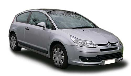 Citroen C4 Coupe 2004-2011