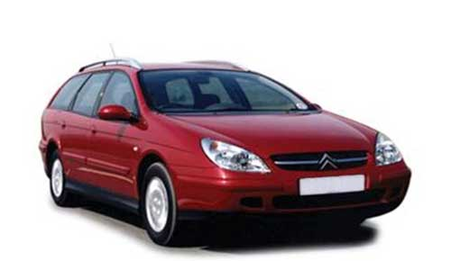 Citroen C5 Estate 2001-2008