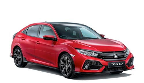 Honda Civic Hatch 2017/-