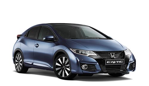 Honda Civic Hatch 2012/-