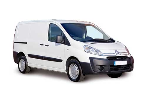 Citroen Dispatch 2007-2016