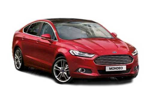 Ford Mondeo Hatch 2015/-