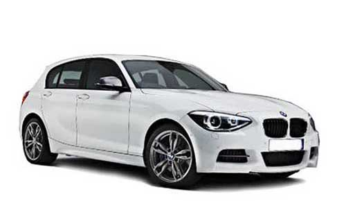 BMW 1 Series (5 Door) 2011/-