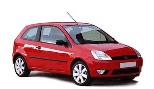 Ford Fiesta (3 Door) 2002-2008