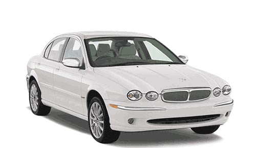 Jaguar X Type Saloon 2001-2010