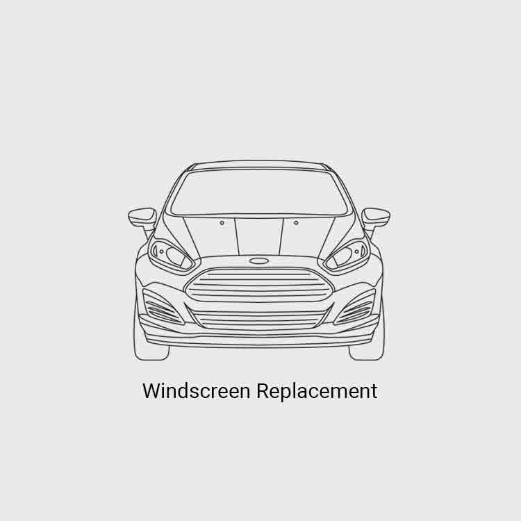 windscreen replacement price lsit