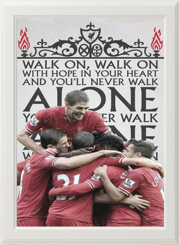 LIVERPOOL (white frame)