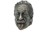 Heavy Metal Albert Einstein Ring - Holy Buyble