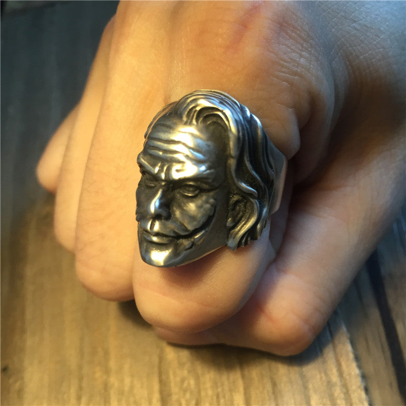 Batman Joker Ring - Holy Buyble