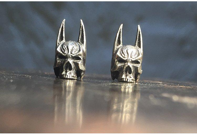 Batman Skull Earring - Holy Buyble